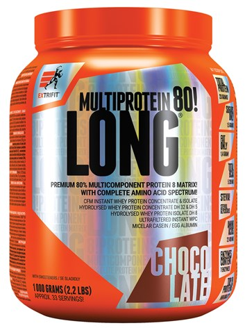 Extrifit Long 80 Multiprotein 1000 g