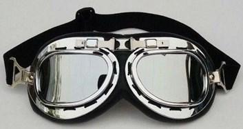 Letecké skládací retro brýle