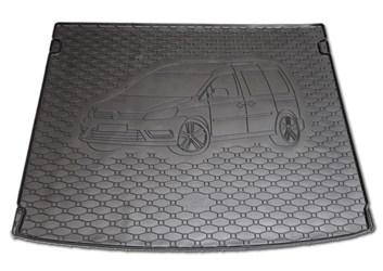 Vana do kufru gumová RIGUM Volkswagen Caddy 5 místný 2005-