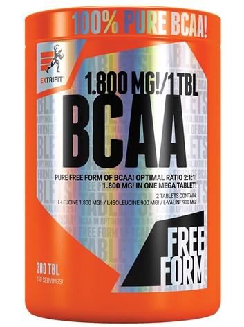 Extrifit BCAA 1800 mg 2:1:1 300 tbl