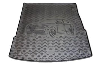 Vana do kufru gumová RIGUM Alfa Romeo Stelvio 2020-