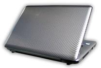 Karbonová fólie černá 3D plastická 50x60cm matná carbon 3M style