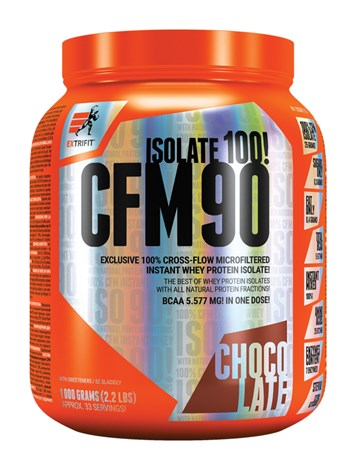 Extrifit CFM Instant Whey Isolate 90 1000 g