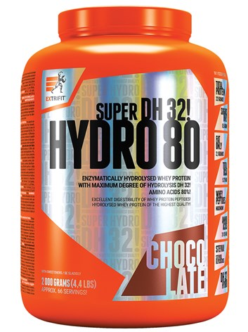 Extrifit Super Hydro 80 DH 32 2000 g chocolate