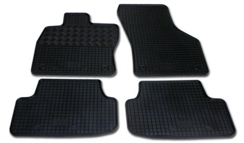 Gumové autokoberce RIGUM Seat Leon 2013-