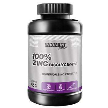 Prom-In 100% Zinc Bisglycinate 120 tbl