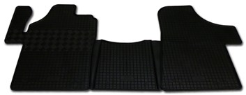 Gumové autokoberce RIGUM Mercedes Vito 2/3 místný 2003-2014