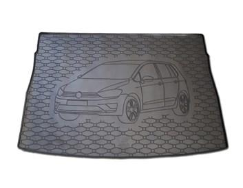 Vana do kufru gumová RIGUM Volkswagen Golf VII Sportsvan 2014- horní