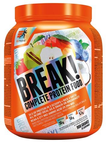 Extrifit Break! Protein Food 900 g