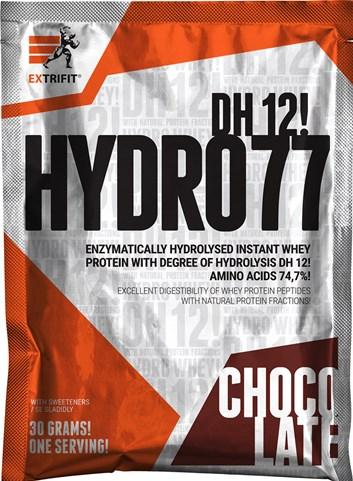 Extrifit Hydro 77 DH 12 30 g chocolate