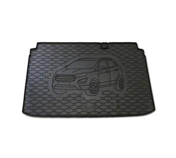 Vana do kufru gumová RIGUM Ford Ecosport 2018- horní i dolní poloha bez mezipodlahy