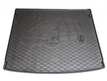 Vana do kufru gumová VW Caddy 5m od r.v. 2005 s logem auta