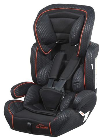 Dětská autosedačka -36kg černočervená (I, II, III)