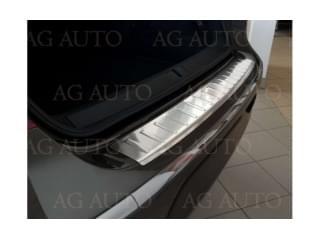 Nerezový kryt hrany nárazníku/kufru, VW CC, 2012->