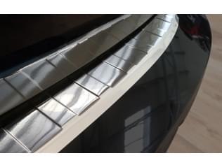 Nerezový kryt hrany nárazníku/kufru, VOLVO S90, 2016->, sedan