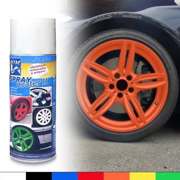 Plasti Dip sprej style tekutá fólie ve spreji oranžová matná 450ml
