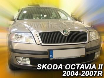 Zimní kryt chladiče Škoda Octavia II r.v. 2004-2007 dolní
