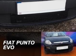 Zimní clona - kryt chladiče, Fiat Punto Evo, 2009-2012, dolní