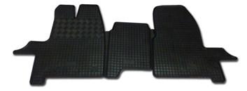 Gumové autokoberce RIGUM Ford Transit / Tourneo Custom 3 místný (1+2) 2012-2018