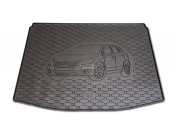 Vana do kufru gumová Suzuki SX4 S-Cross od r.v. 2013 s logem auta