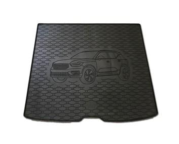 Vana do kufru gumová RIGUM Volvo XC40 2018-