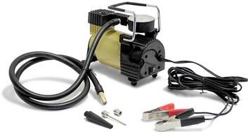 Kompresor do auta 12V s měřičem tlaku, 95 PSI i pro dodávky a 4x4