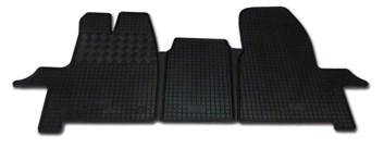 Gumové autokoberce Ford Transit / Tourneo Custom 2m. (1+1) 2012-