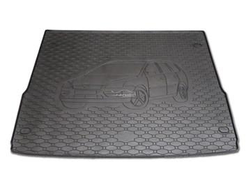 Vana do kufru gumová Ford Focus combi od r.v. 2005 s logem auta