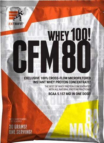 Extrifit CFM Instant Whey 80 20 x 30 g