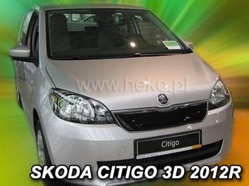 Zimní kryt chladiče Škoda Citigo od r.v. 2012