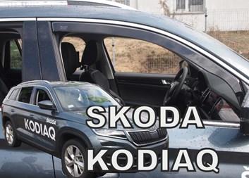 Ofuky oken Škoda Kodiaq od r.v. 2016 přední