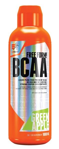 Extrifit BCAA 80000 Liquid 1000 ml