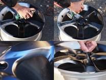 Foliatec stříkaná fólie ve spreji černá lesklá 800ml
