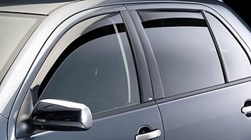 Ofuky oken Škoda Fabia I Lim./Combi/Sedan r.v. 01/2000–08/2004 zadní