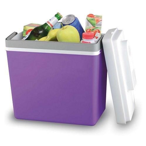 Autolednička chladicí box na 12V a 220V objem 23 litrů