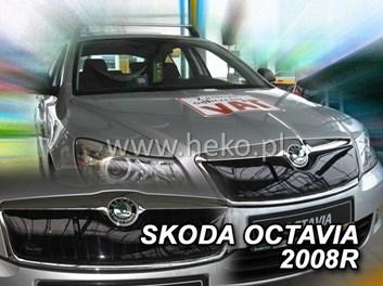 Zimní kryt chladiče Škoda Octavia II Lim/Combi r.v. 2008-2013 po faceliftu