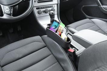 Organizér do auta mezi sedačky 23x16cm 1ks