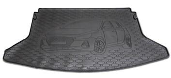 Vana do kufru gumová RIGUM Hyundai i30 HB bez mezipodlahy 2017-