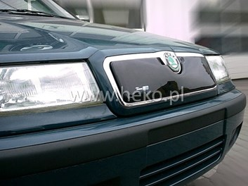 Zimní kryt chladiče Škoda Felicia HB/Combi od r.v. 1998 horní