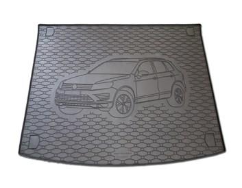 Vana do kufru gumová RIGUM Volkswagen Touareg 2002-/ 2010-/ 2014-Dvouzonová klimatizace
