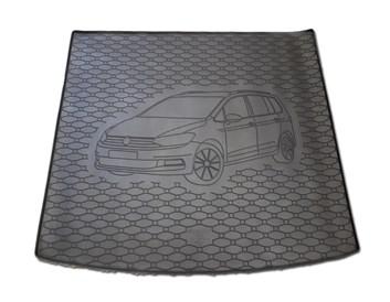 Vana do kufru gumová RIGUM Volkswagen Touran 2015- horní