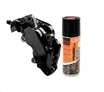 FOLIATEC dvousložková barva na brzdy ve spreji černá