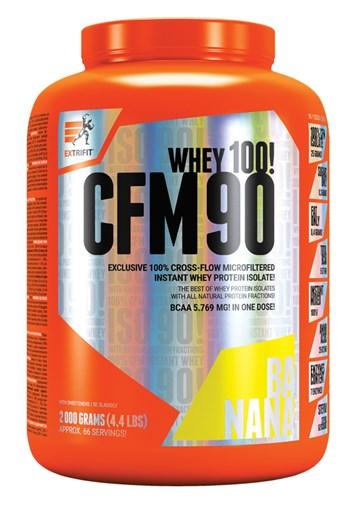 Extrifit CFM Instant Whey Isolate 90 2000 g