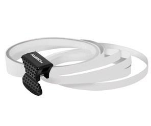 Samolepící proužky na obvod kola Foliatec - bílá