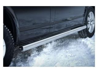 Trubkový boční rám nerez VW T5