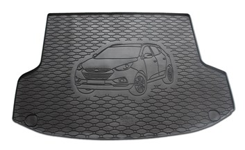 Vana do kufru gumová RIGUM Hyundai ix35 2010-
