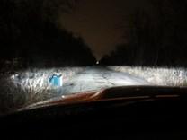 Světelná LED diodová rampa Off-Road 120W, 10 - 30V