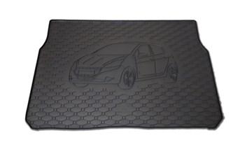 Vana do kufru gumová RIGUM Peugeot 208 HB 2012-