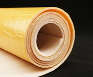 Protihluková a tepelná izolace samolepicí - 10 mm, 100x100cm