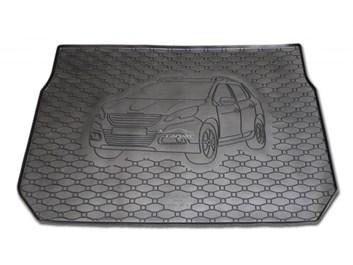 Vana do kufru gumová Peugeot 2008 od r.v. 2013 s logem auta